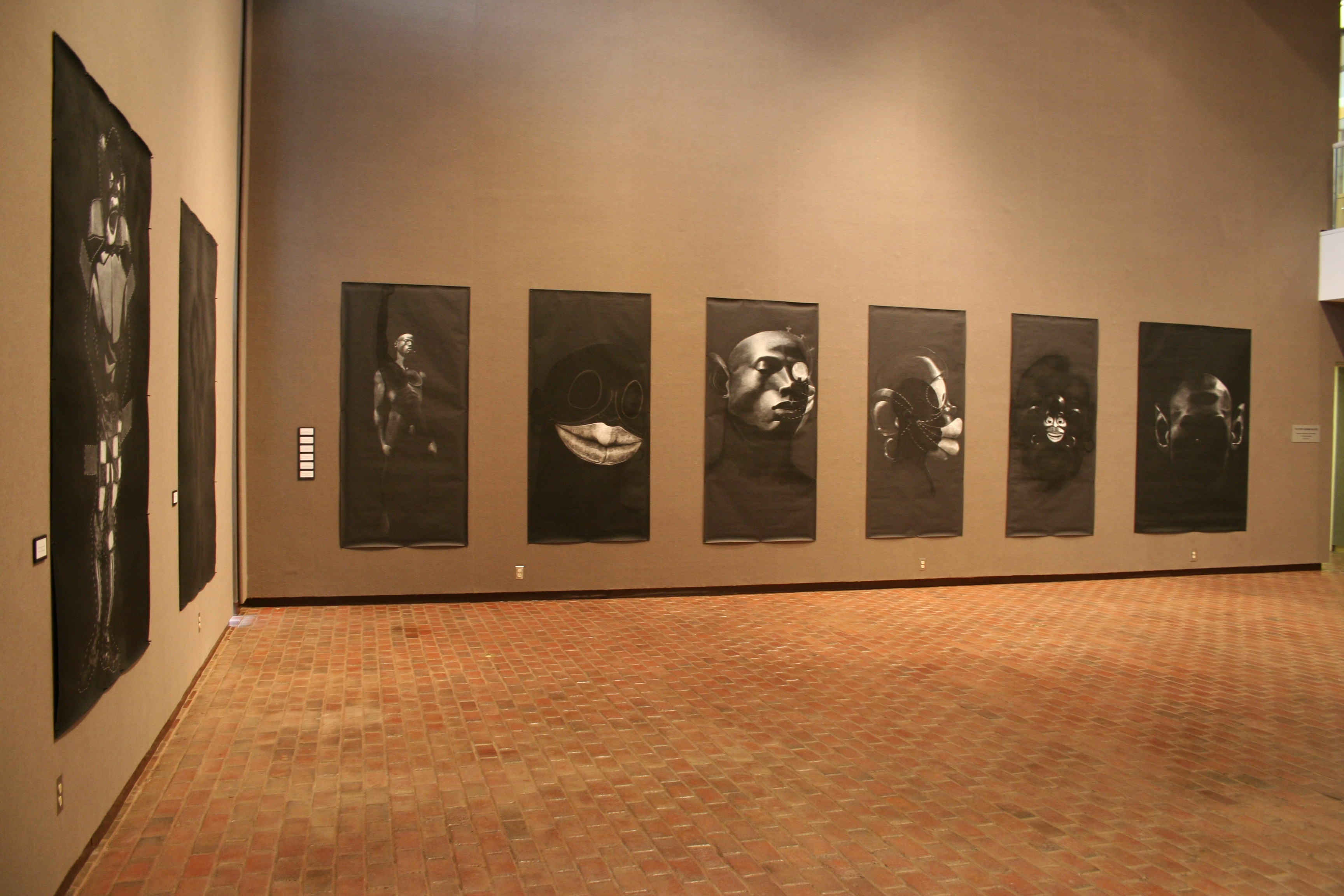 Exhibition Installation-Berea College-photo 1 (2)