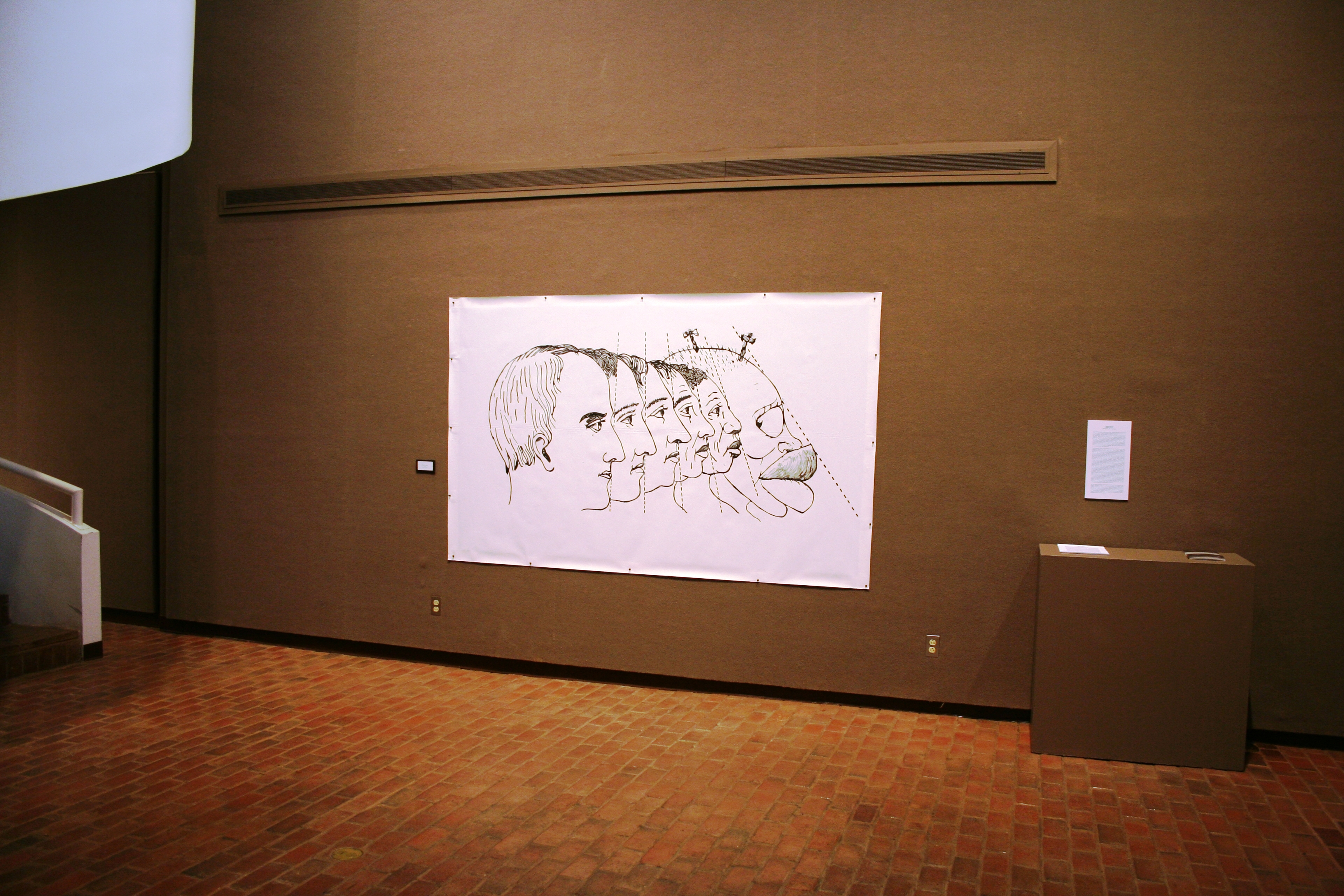 Exhibition Installation-Berea College-photo 5